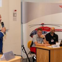 Dr. Krystian Pracz begrüßte rund 120 Teilnehmer beim dritten Leitstellensymposium - dieses Jahr in Köln.