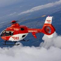 Auch über weite Strecken unschlagbar schnell: Die Hubschrauber der DRF Luftrettung.