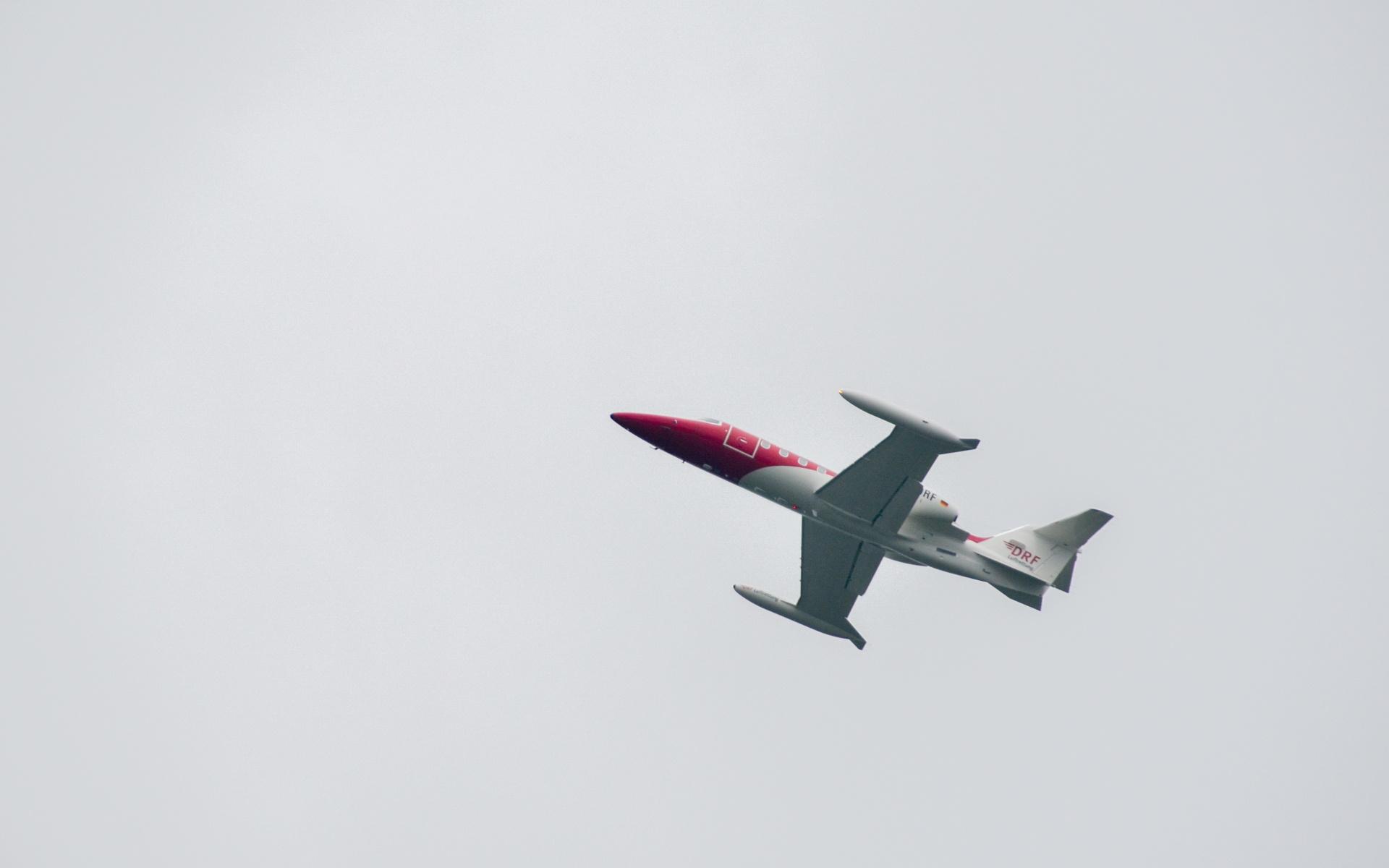 Vergangenen Freitag startete der Learjet direkt zu seinem ersten Einsatz an die Nordwestküste Spaniens zur der Stadt Vigo.