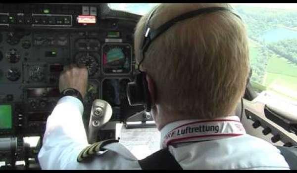 Embedded thumbnail for Infofilm Ambulanzflug der DRF Luftrettung
