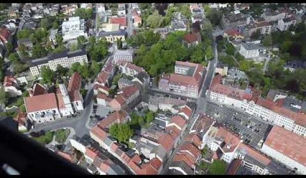 Embedded thumbnail for Christoph 62 bei Anflug auf Zittau